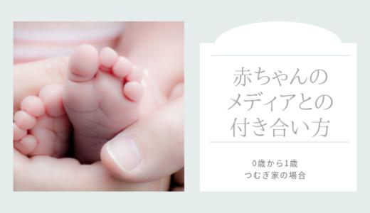0歳から1歳までの体験談~赤ちゃんのメディアとの付き合い方~